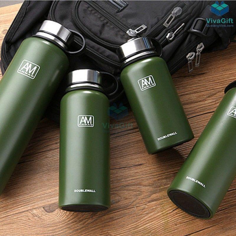 Bình giữ nhiệt có túi xách tiện lợi 800ml Q032