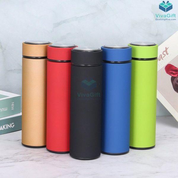 Bình giữ nhiệt life sơn nhám Q099 thiết kế theo yêu cầu