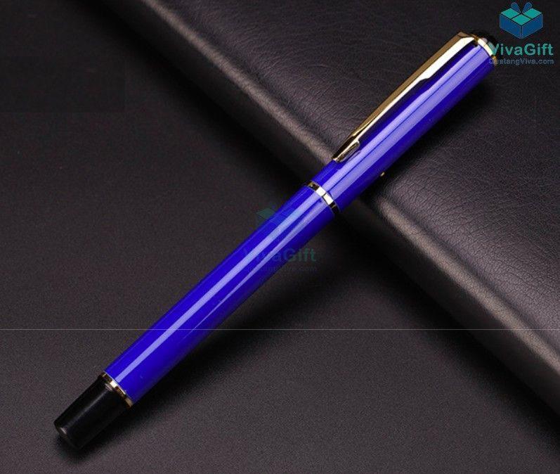 Bút kim loại khắc tên V016 làm quà tặng