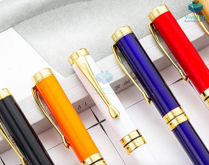 Bút kim loại khắc tên V010 theo yêu cầu