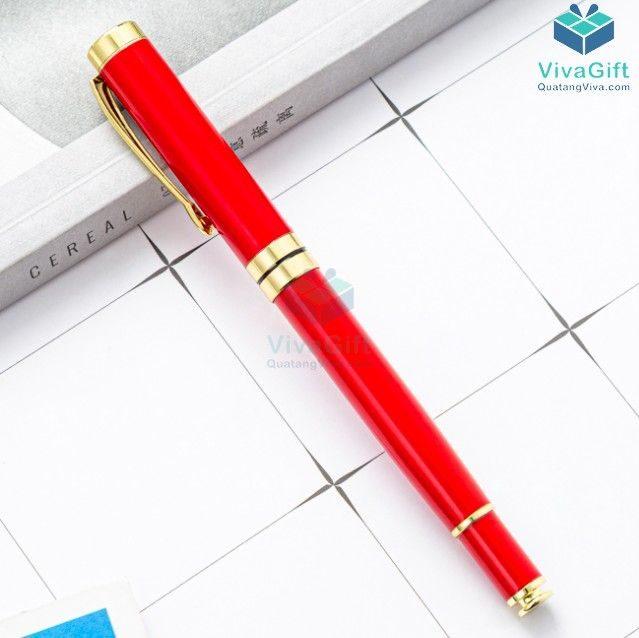 Bút quà tặng V010 thiết kế theo yêu cầu