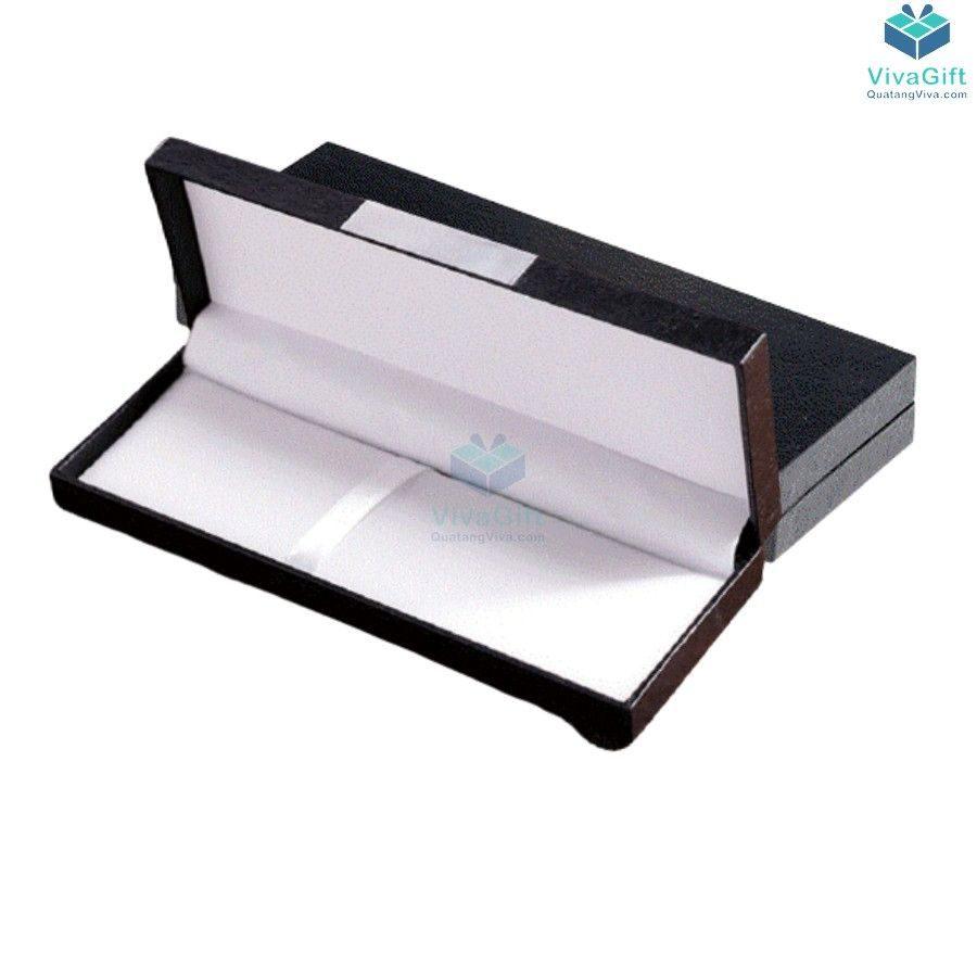 hộp bút quà tặng HV04 in logo theo yêu cầu