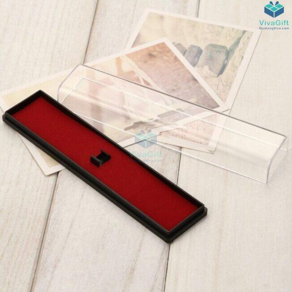 hộp bút quà tặng HV05 khắc tên theo yêu cầu