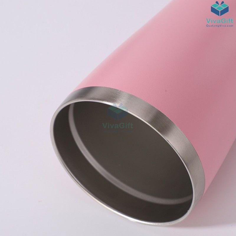 Ly giữ nhiệt cao cấp 900ml Inox 304 Q106 khắc tên
