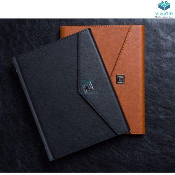 Sổ tay bìa còng B020 thiết kế theo yêu cầu