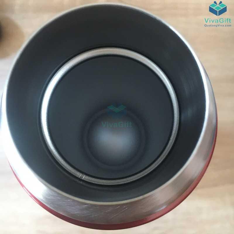 Bình giữ nhiệt Lock&Lock Mocha Vacuun 750ml khắc tên, khắc logo lên bình