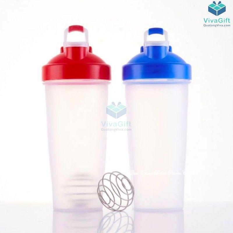 Bình Lắc Shaker Tập Gym 700ml Q256 khắc tên