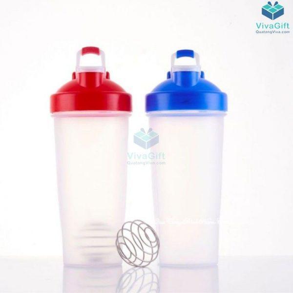 Bình Lắc Shaker Tập Gym 700ml Q256 làm quà tặng
