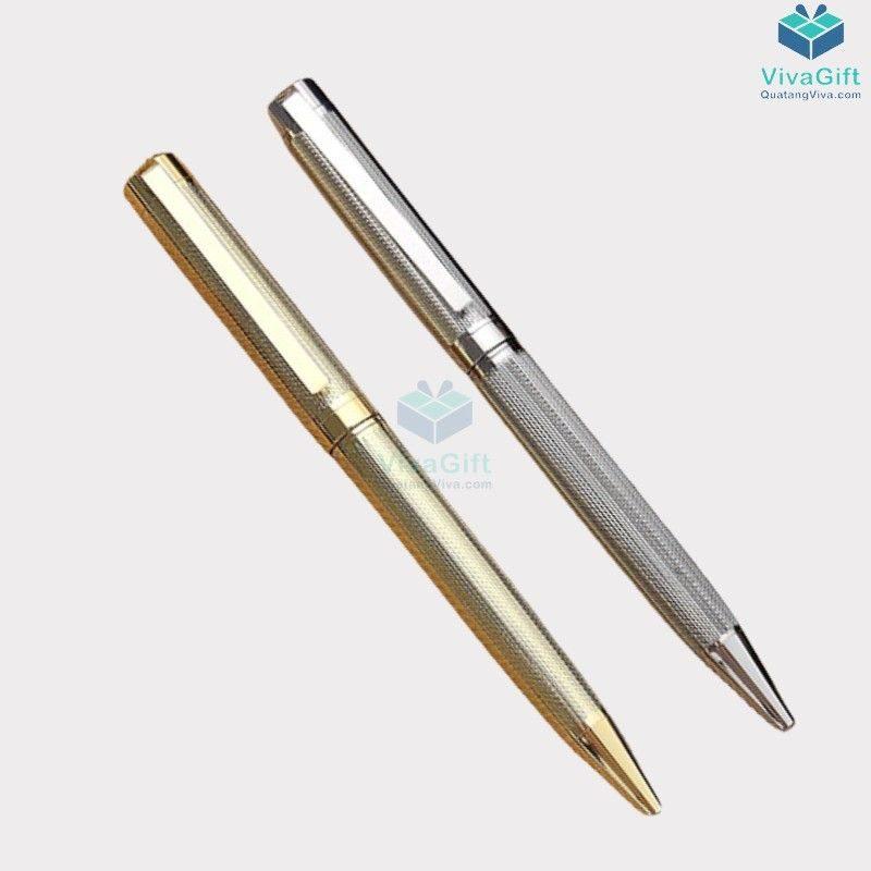 Bút kim loại khắc tên V018 theo yêu cầu