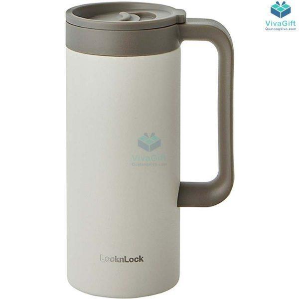 cốc giữ nhiệt Lock&lock dung tích 473ml in logo làm quà tặng doanh nghiệp