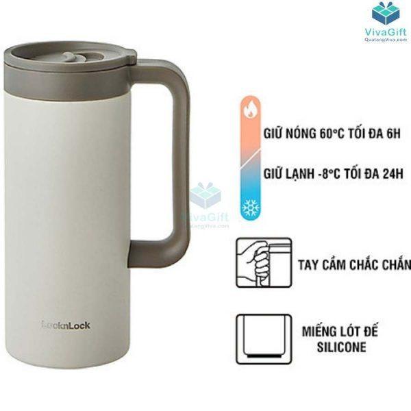 cốc giữ nhiệt Lock&lock