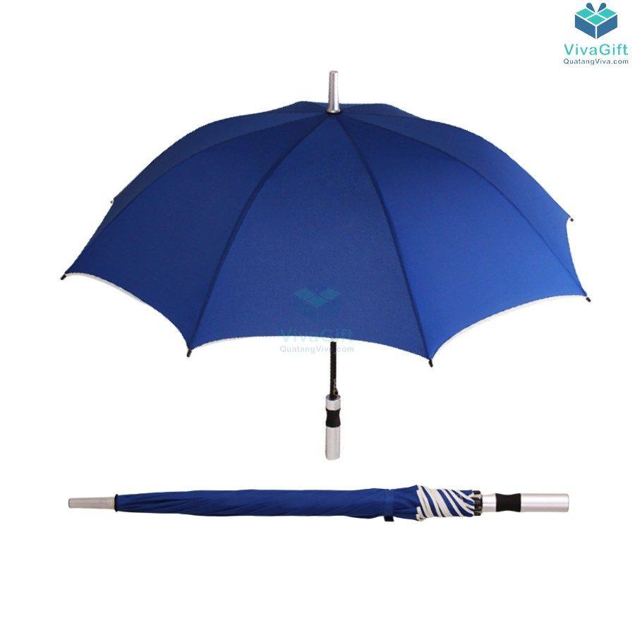 ô dù cầm tay cán thẳng khung nhôm bán kính 70cm D030