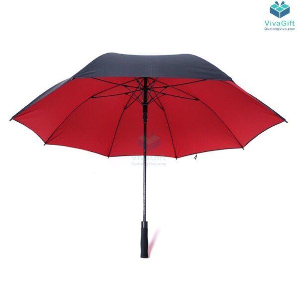 ô dù cầm tay cán dài D014 quà tặng doanh nghiệp