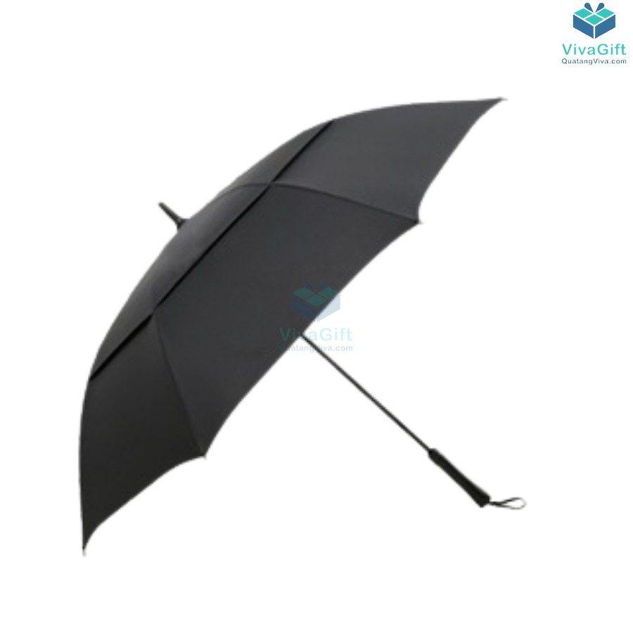 ô dù cầm tay cán dài 2 tầng in logo theo yêu cầu