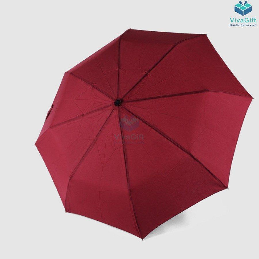 ô dù cầm tay xếp 3 tự động 2 chiều d012