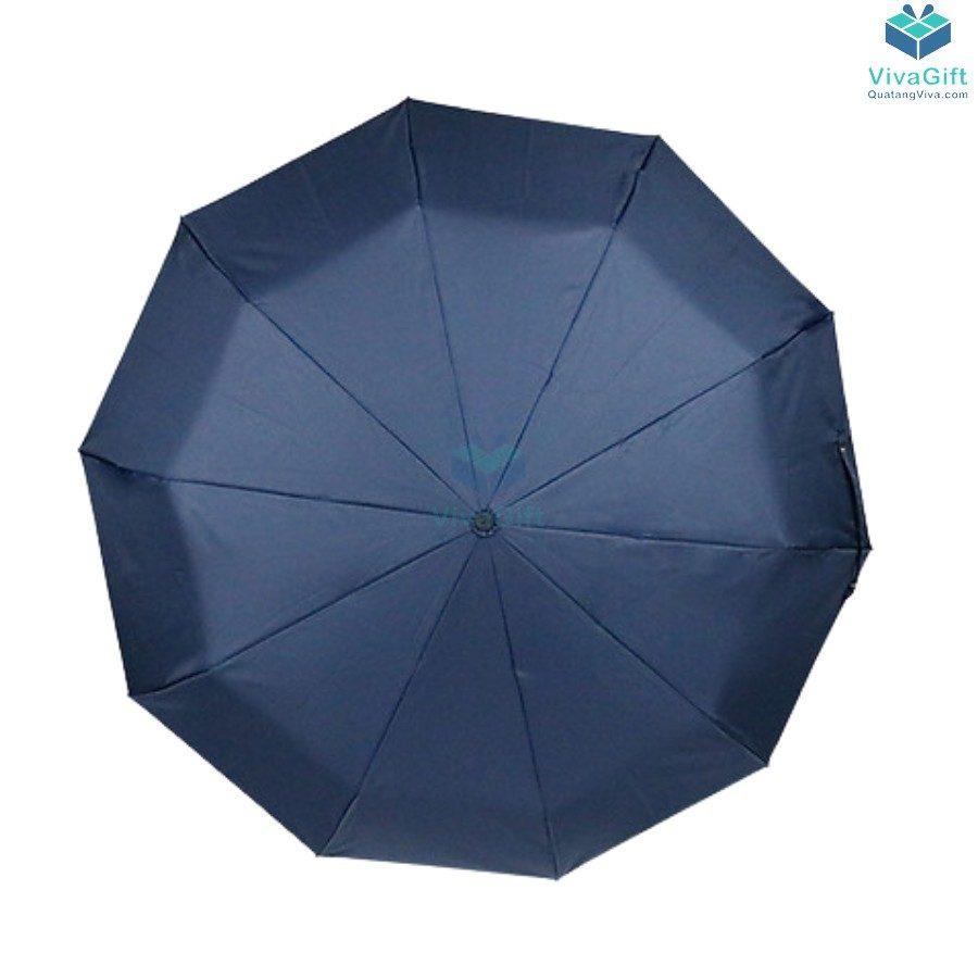 ô dù cầm tay gấp 3 tự động 2 chiều 10 kèo d026