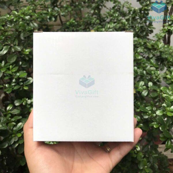 Ly Sứ Minh Long 0.36 L (B) – JASMINE – trắng 19